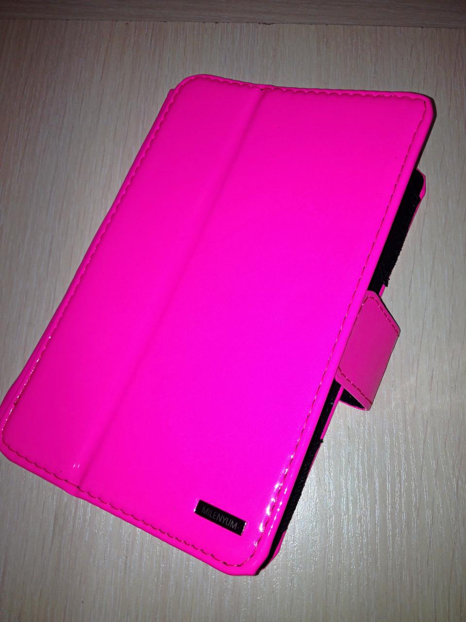 Чехол на планшет 7 дюймов MELENYUM (PINK)