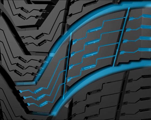 дренажная система шины Premiorri ViaMaggiore