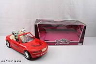 """Кукла """"Monster High"""", с машиной, 2 куклы, в кор. 43*20*14см (12шт)"""