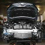 Декоративно-захисна сітка радіатора Mazda CX5 фальшрадіаторная решітка, бампер, фото 2