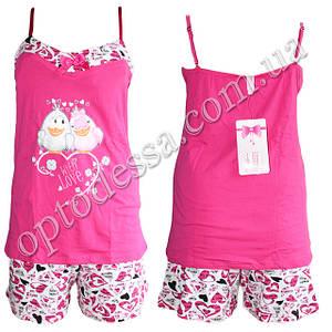 Женские ночные рубашки, халаты и пижамы оптом