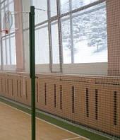 Стойки волейбольные на растяжках (без лебедки и стаканов)