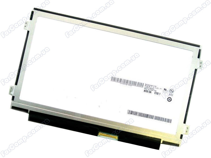 "Матрица 10.1"" 40pin B101AW06 V.1 для ноутбука"