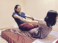 Комплекс тайский массаж + массаж ног + массаж головы 120 минут
