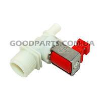 Клапан впускной 1/180 со спаренной фишкой для стиральной машины Electrolux 3792261020