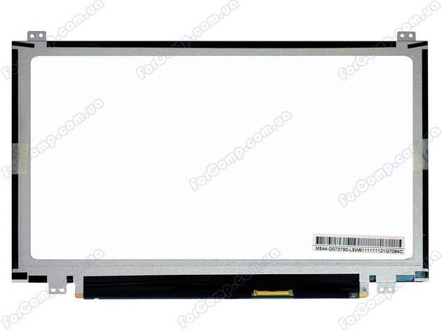 """Матрица 11.6"""" 30pin B116XTN01.0 для ноутбука, фото 2"""