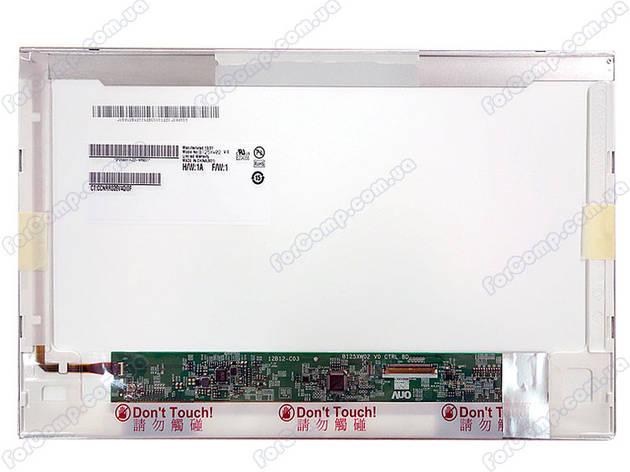 "Матрица 12.5"" 40pin B125XW02 V.0 для ноутбука, фото 2"