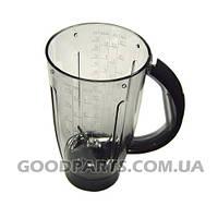 Чаша блендера 1500ml без крышки MUZ8MX1 для кухонного комбайна Bosch 446861