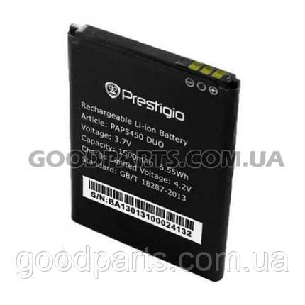 Батарея аккумуляторная PAP5450 1500mAh Li-ion для мобильного телефона Prestigio , фото 2