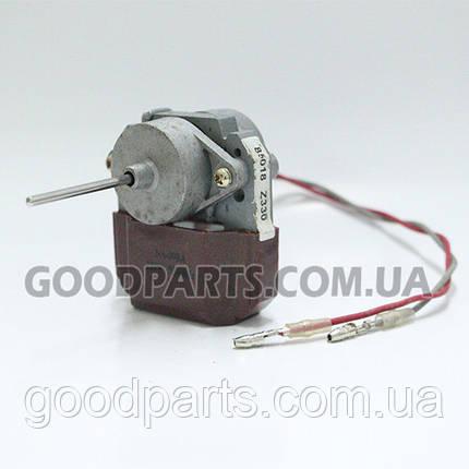 Двигатель вентилятора + крыльчатка для холодильника NA-09BA, фото 2