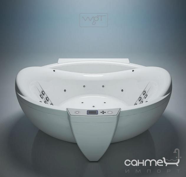 Гидромассажные ванны WGT Гидромассажная ванна WGT Water Hall комплектация Digital