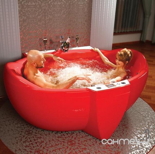 Гидромассажные ванны WGT Гидромассажная ванна WGT Red Diamond комплектация Digital