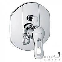 Смесители Kludi Внешняя часть смесителя для ванны с защитой от обратного тока воды Kludi MX 336570562