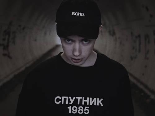 """Толстовка """"Спутник 1985"""""""