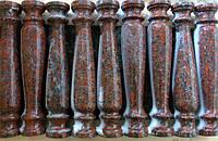Балясины из камня, фото 1