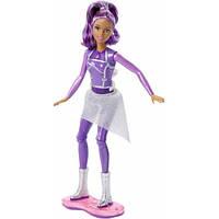 Кукла Барби на ховерборде