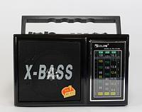 Радио с фонарем, радиоприемник с LED фонариком, Радио RX 177 LED, ФМ радио, радио с встроенным аккумулятором