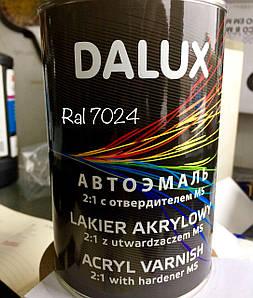 Автомобильная краска Dalux RAL 7024 (темно серый)