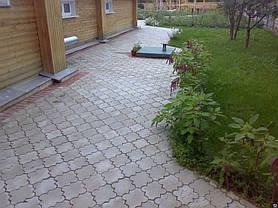 Тротуарная плитка «Клевер», фото 3