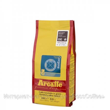 Кофе в зернах Arcaffe Gorgona 250 г