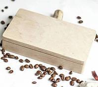 Шкатулка Купюрница без замочка 19х10х3.5 см дерево заготовка для декора