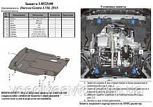Защита двигателя Daewoo Gentra с 2013 г. (ТД Кольчуга)