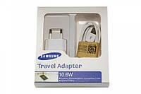 10W Зарядное+Кабель Micro-USB для моб.телефонов LG (white) 2-in-1