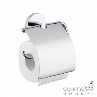 Аксессуары для ванной комнаты Hansgrohe Держатель для туалетной бумаги Hansgrohe Logis 40523000