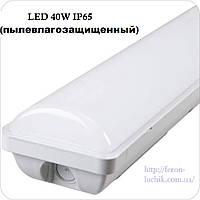Промышленный LED светильник IP65 Ecostrum 40W (пылевлагозащищенный)
