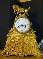 Часы кабинетные (каминные)  Кон.19 века