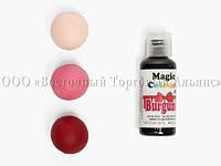 Гелевый краситель Magic Colours Pro - Burgundy - Бургундский