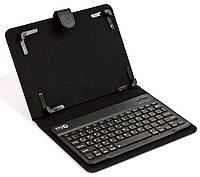 """Обложка-чехол для планшета 10.1"""" с Bluetooth клавиатурой HQ-Tech LH-SKB101BT черный"""