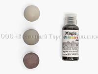 Гелевый краситель Magic Colours Pro - Castle Grey - Серый