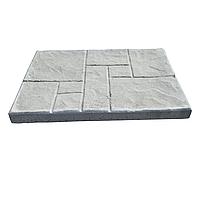 Плита тротуарная бетонная