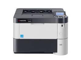 Настольный лазерный принтер Kyocera ECOSYS P3045dn формата А4. Монохромная качественная печать. +  TK-3160  дополнительный тонер-картридж 12500