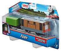 Моторизированный паровозик Тоби, Томас и Друзья, серии TrackMaster