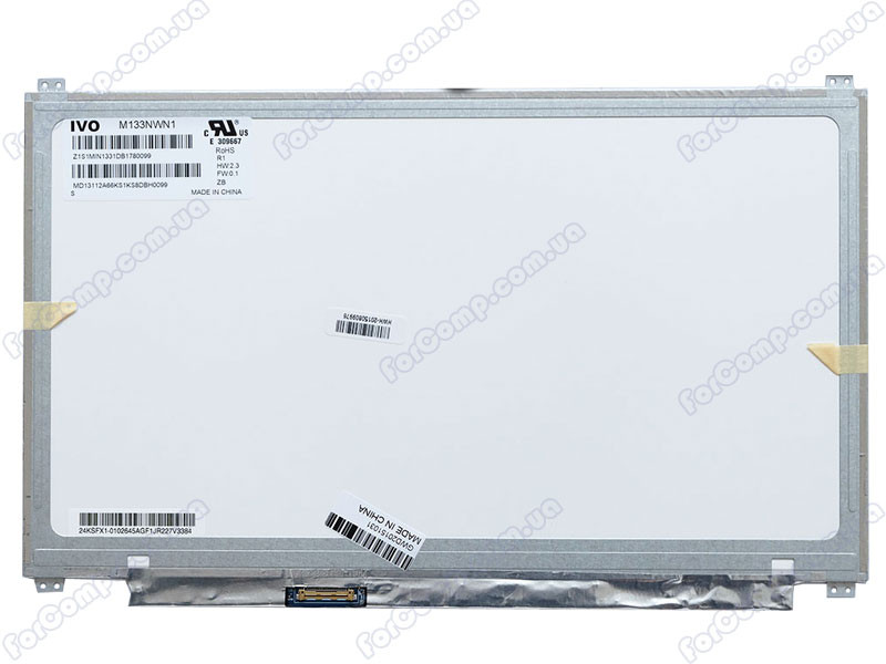 "Матрица 13.3"" 30pin M133NWN1 R.1 для ноутбука"