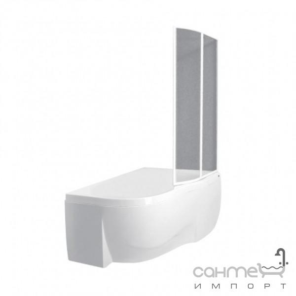 Ванны PAA Передняя панель для ванны белой, правосторонней PAA Mambo
