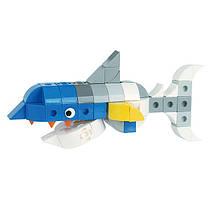 Конструктор «Gigo» (7254) У світі тварин. Рибка-мандарин, 42 елемента, фото 3