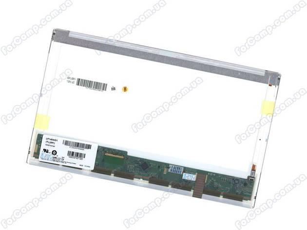 """Матрица 14.0"""" 40pin LP140WD1-TLM1 для ноутбука, фото 2"""