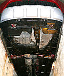 Защита картера двигателя и кпп Mitsubishi Outlander XL 2005-, фото 9