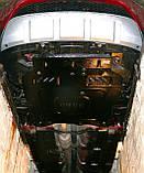 Захист картера двигуна і кпп Mitsubishi Outlander XL 2005-, фото 10