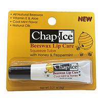 OraLabs Chap Ice Beeswax Lip Care - Бальзам для губ с пчелиным воском, 6 г