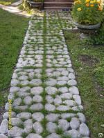 Тротуарная плитка «Травница» Красный