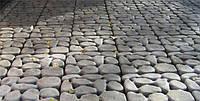 Тротуарная плитка «Травница» Черный