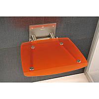 Откидное сиденье Ravak OVO B Orange B8F0000017
