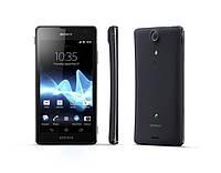 Смартфон Sony Xperia T LT30p  Black 1Gb\16Gb 4.55 HD 720 x 1280  4.6 13 Мп 1850 мАч