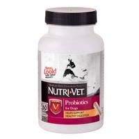 Нутри-Вет «ПРОБИОТИК» комплекс для нормализации пищеварения у собак, капсулы, 60 капс.