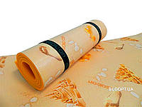 Пляжный коврик (каремат) Isolon Decor Пляж