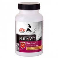Нутри-Вет «АНТИ-СТРЕСС» успокаивающий комплекс для собак, жевательные таблетки, 60 табл.